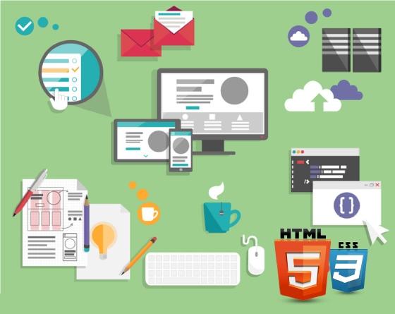 Professioneel web design, moderne websites en slimme en duurzame SEO, Webdesign